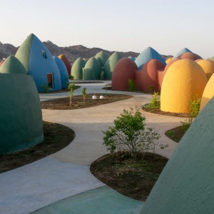 تصویر - اقامتگاه ماجرا ،جزیره هرمز، ایران - معماری