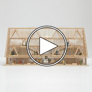 عکس - پاویون آمریکا ، بینال معماری ونیز 2021 ، اثر Paul Anderson