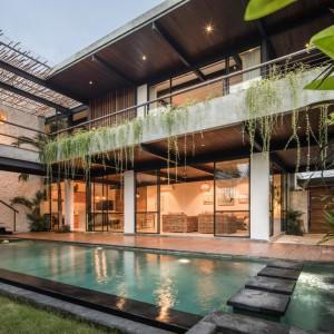 عکس - ویلا Suncoast ، اثر تیم طراحی Biombo Architects ، اندونزی