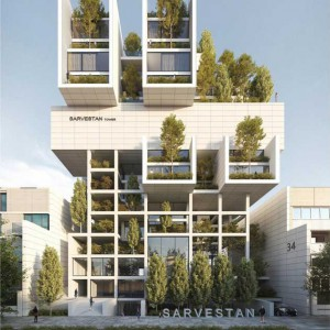 تصویر - پروژه ی سروستان اثر صفار استودیو  - معماری