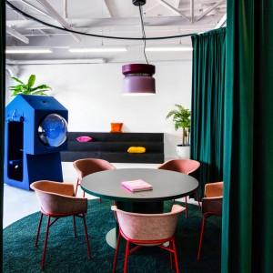 تصویر - طراحی دفتر کار برند اکسسوری LOQI در برلین - معماری