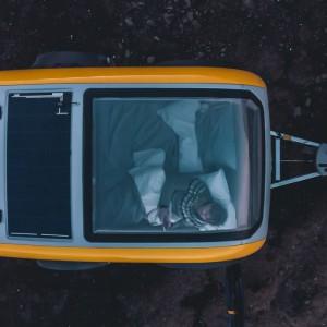 تصویر - اردوگاه قطره ای شکل mink - معماری