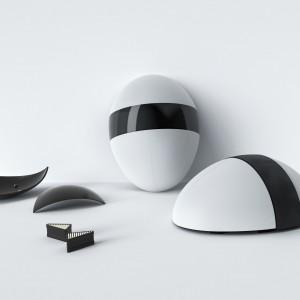 تصویر - ماسک تمام صورت BLANC - معماری