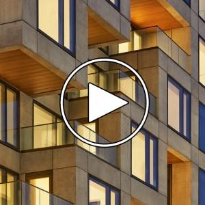 عکس - آپارتمان مسکونی 98Front , اثر تیم طراحی ODA New York , آمریکا