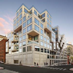عکس - مجتمع مسکونی 98Front , اثر تیم طراحی ODA New York , آمریکا