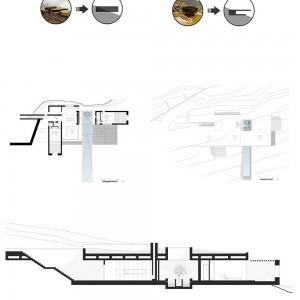 تصویر - ویلا کوهستانی Lap Pool House ، اثر تیم طراحی Aristides Dallas Architects ، یونان - معماری
