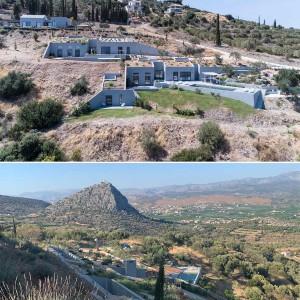 عکس - ویلای مسکونی greek village ، اثر تیم طراحی A2 architects ، یونان