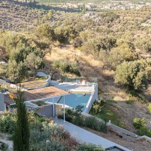 تصویر - ویلای مسکونی greek village ، اثر تیم طراحی A2 architects ، یونان - معماری