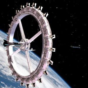 تصویر - ساخت اولین هتل فضایی جهان  - معماری