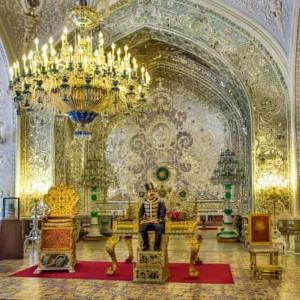 عکس - کاخ گلستان تهران ، ترکیب هنر و معماری شرق و غرب