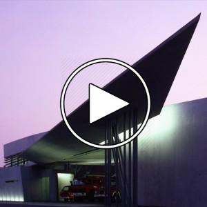 عکس - زاها حدید (Zaha Hadid) : ترسیم آینده (Sketching the Future)