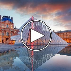تصویر - موزه لوور پاریس (Louvre Museum Paris) - معماری