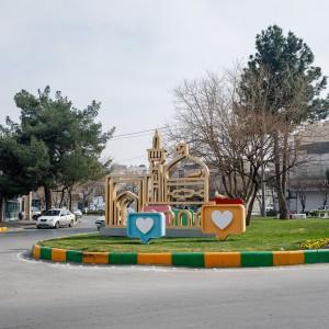 عکس - مشهد در انتظار بهار