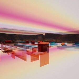 تصویر - خانه مجازی مریخ (Mars House) ، نخستین خانه NFT دیجیتال ، اثر Krista Kim - معماری