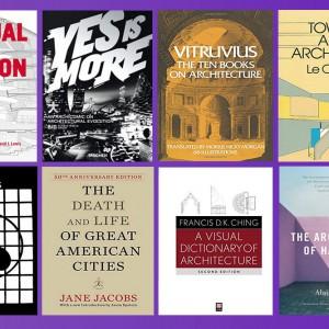 عکس - ۲۳ کتاب که معماران و دوستداران معماری باید بخوانند.