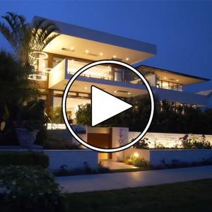 تصویر - ویلا لوکس Corona del Mar ، آمریکا - معماری