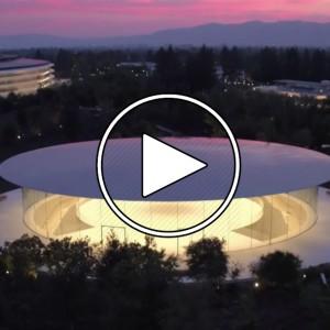 عکس - نگاهی به دفتر مرکزی 5 میلیارد دلاری اپل (Apple)