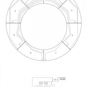 تصویر - سکوی دایره ای شناور در رودخانه پنسیلوانیا،توسط  استودیوی höweler + yoon  - معماری