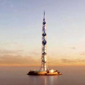 عکس - سنپترزبورگ میزبان دومین آسمانخراش بلند جهان