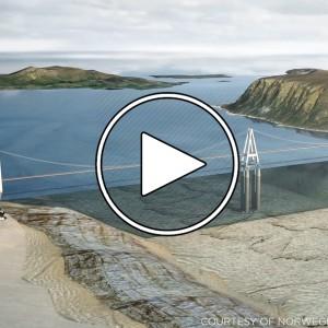 تصویر - بزرگراه ساحلی (Coastal Highway) ، به ارزش 47 میلیارد دلار , نروژ (Norway) - معماری