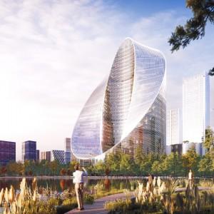 عکس - برج O-Tower ، اثر استودیو معماری BIG , چین