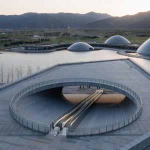 عکس - باغ گیاه شناسی Taiyuan ، اثر تیم طراحی معماری Delugan Meiss ، چین