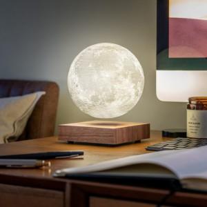 عکس - لامپ هوشمند به شکل ماه، کاری از استودیو طراحی Gingko