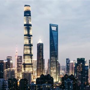 عکس - افتتاح مرتفعترین هتل جهان در شانگهای چین ؛ ۶۰۰ متر بالاتر از زمین