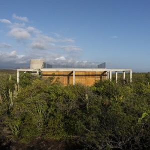 عکس - ساختمان مسکونی Cosmos House ، اثر تیم طراحی معماری S-AR ، مکزیک