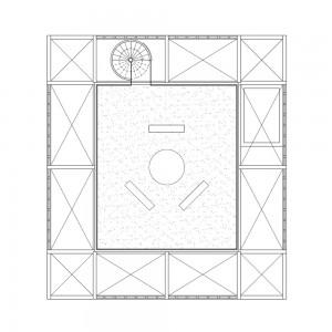 تصویر - ساختمان مسکونی Cosmos House ، اثر تیم طراحی معماری S-AR ، مکزیک - معماری