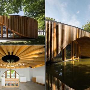 تصویر - نگاهی به یک مرکز اطلاعات گردشگری در پرتغال - معماری