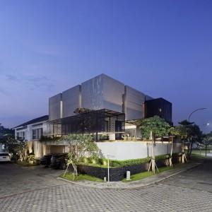 عکس - مسکونی Rubic JGC ، اثر تیم طراحی Gets Architects ، اندونزی