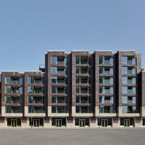 عکس - مجتمع مسکونی Sud Residential Building ، اثر دفتر معماری Office Winhov ، هلند