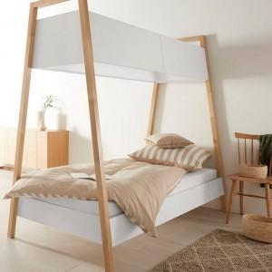 عکس - طراحی خاص تخت خواب برای داشتن فضای بیشتر در اتاق