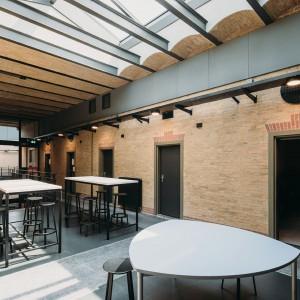 تصویر - مدرسه برتانیایی در آمستردام ، اثر تیم طراحی Atelier PRO architects ، هلند - معماری