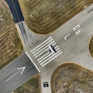 عکس - فراتر از مقیاس:دید به فرودگاهها از بالا