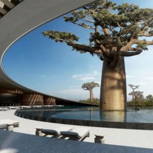 عکس - رقابت هتل سنگالی با رویکرد معماری بومی برای جایزه جشنواره جهانی معماری