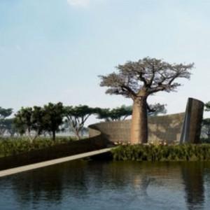 تصویر - رقابت هتل سنگالی با رویکرد معماری بومی برای جایزه جشنواره جهانی معماری - معماری