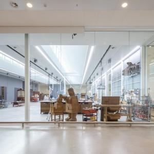تصویر - مرکز کلکسیون و آرشیو (Collection Center) ، اثر استودیو معماری Cepezed ، هلند - معماری