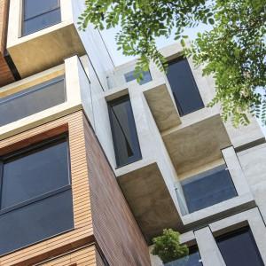 عکس - آپارتمان مسکونی مان (Maan) ، اثر معماران بان ، مشهد
