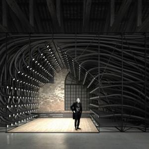 عکس - پاویون لتونی در هفدهمین دوسالانه معماری ونیز