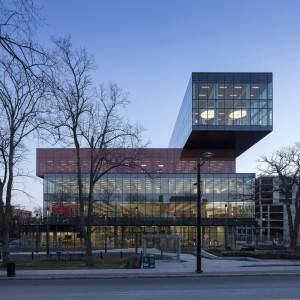 عکس - کتابخانه مرکزی Halifax ، اثر تیم طراحی Schmidt Hammer Lassen Architects و همکاران ، کانادا