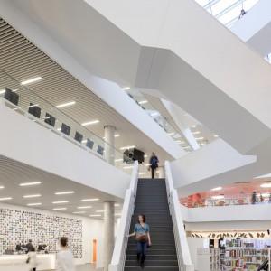 تصویر - کتابخانه مرکزی Halifax ، اثر تیم طراحی Schmidt Hammer Lassen Architects و همکاران ، کانادا - معماری