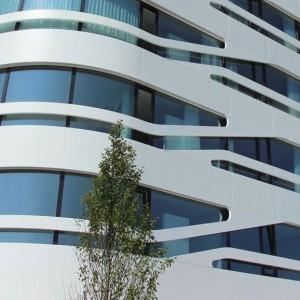 عکس - مجموعه اقامتی IZB ، اثر تیم طراحی Stark Architekten, München ، آلمان