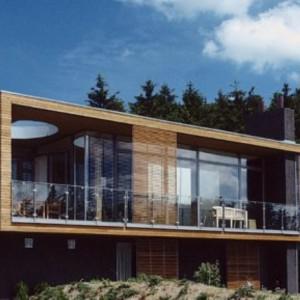 عکس - ویلا Fairfax ، اثر تیم طراحی ONV Architects ، دانمارک