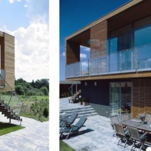 تصویر - ویلا Fairfax ، اثر تیم طراحی ONV Architects ، دانمارک - معماری