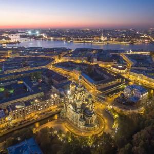 تصویر - نگاهی بر معماری سنپترزبورگ , میزبانی با موزه آرمیتاژ تا استادیوم - معماری