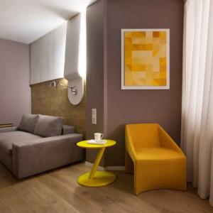 تصویر - طراحی داخلی آپارتمان (Moon Box) ، اثر طراح Denis Rakaev ، اکراین - معماری