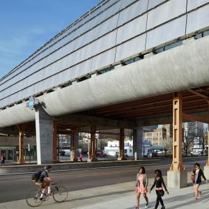 تصویر - ایستگاه Cermak McCormick ، اثر تیم معماری Ross Barney  ، آمریکا - معماری