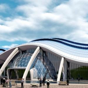 تصویر - آکواریوم Primorsky اثر OJSC Primorgrajdanproekt ، روسیه - معماری